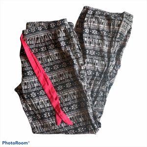 PINK Victoria's Secret Pajama Pants Flannel S